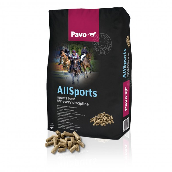 Pavo AllSports DAS SPORTFUTTER FÜR ALLE DISZIPLINEN 20 kg