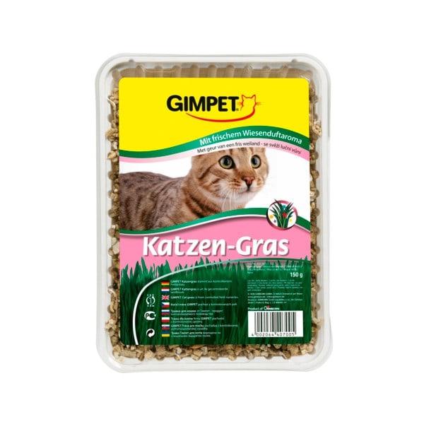 Gimpet Katzen-Gras mit Wiesenduft 150 g