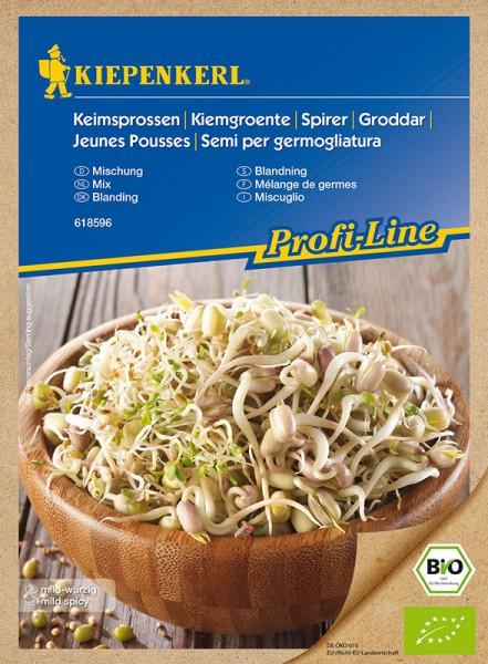 Kiepenkerl Bio-Keimsprossen Mischung 50 g