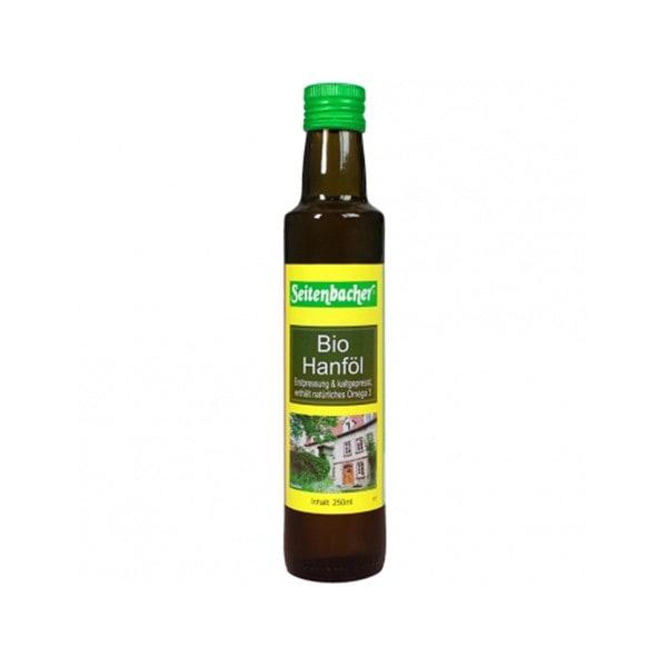 Seitenbacher Bio Hanföl 250 ml