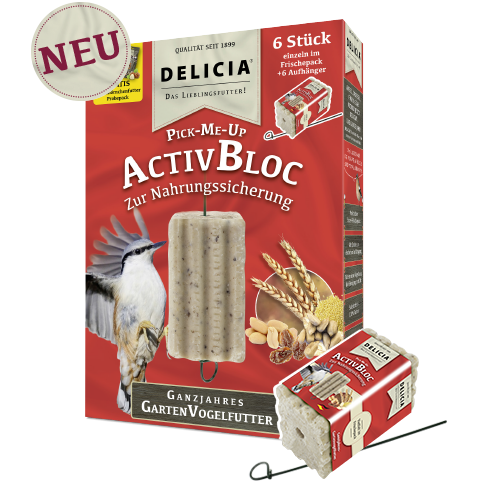 DELICIA ® Pick-Me-Up ActivBloc 6er Pack