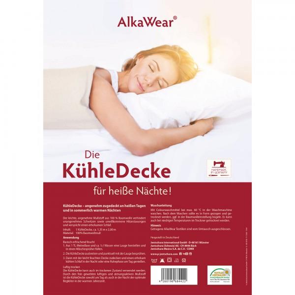 P. Jentschura Alka Wear ® KühleDecke