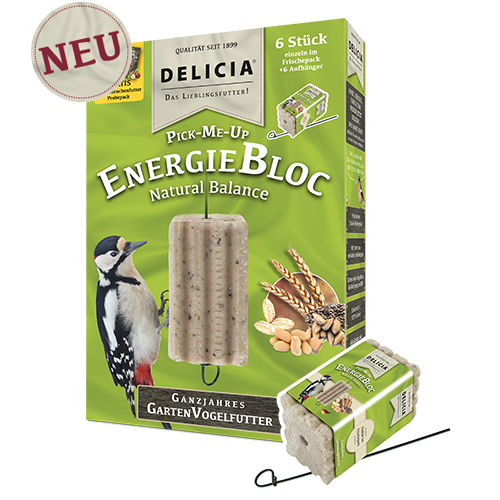 DELICIA ® Pick-Me-Up EnergieBloc 6er Pack