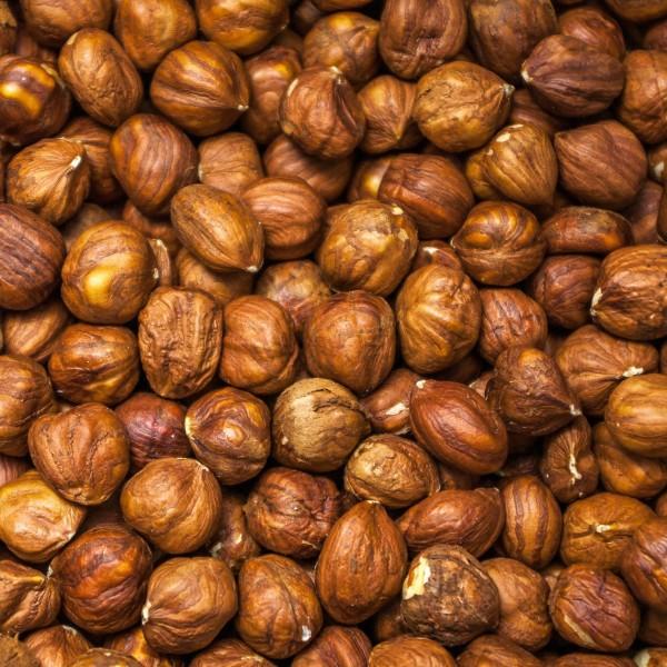 Haselnusskerne mit Haut 1 kg
