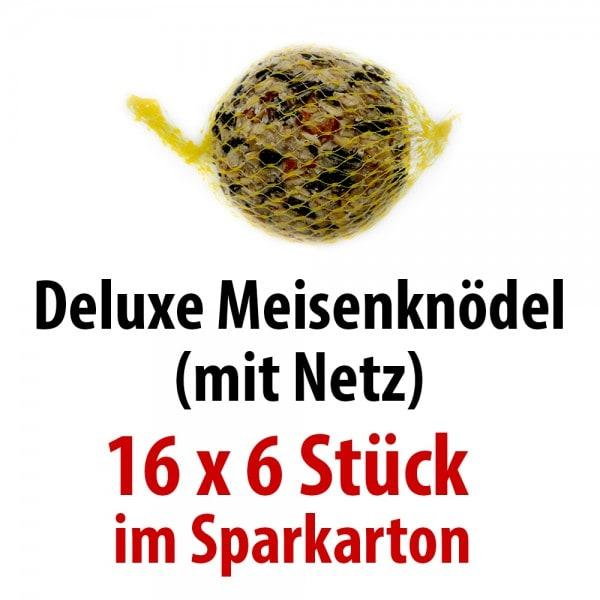 Paul´s Deluxe Meisenknödel (Sauerland) -Premiumqualität - 16 Stück x 6 Stück