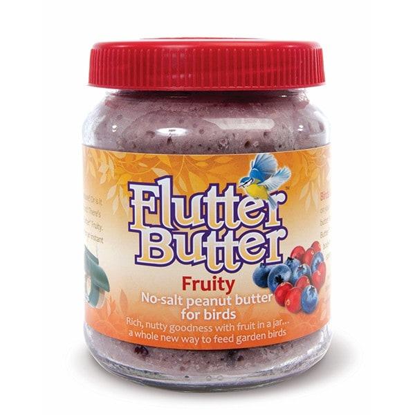 Flutter-Butter-Erdnussbutter Fruity 330 g 545/8