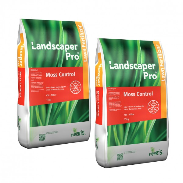 Everris Landscaper Pro Moss Control 2 x 15 kg