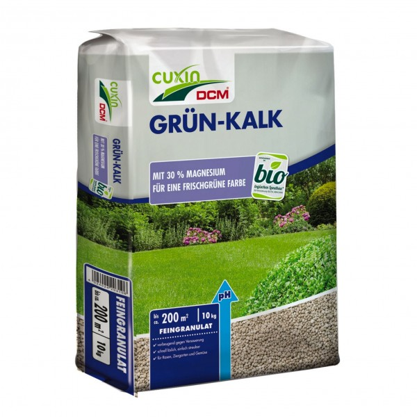 Cuxin Grünkalk fein 10 kg für 200 m²