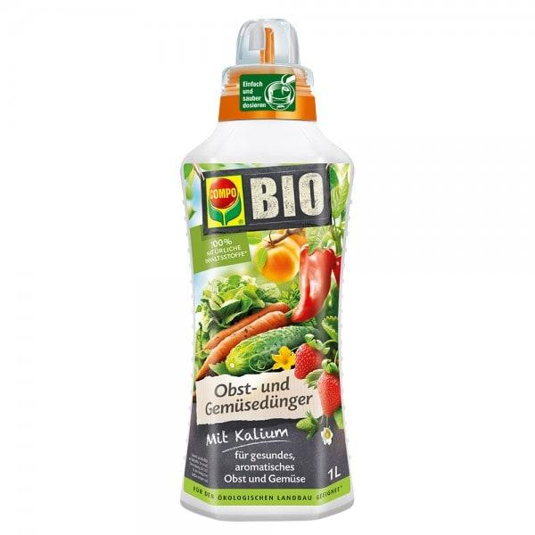 COMPO Bio Obst- und Gemüsedünger 1l