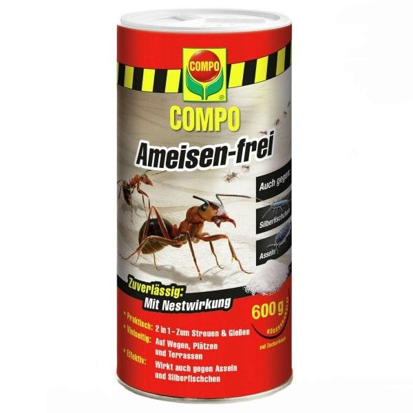 COMPO Ameisen-frei 600 g Ködergranulat