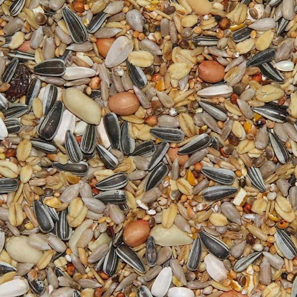 Pauls Mühle Wildvogelfutter 4-Jahreszeiten 2,5 kg