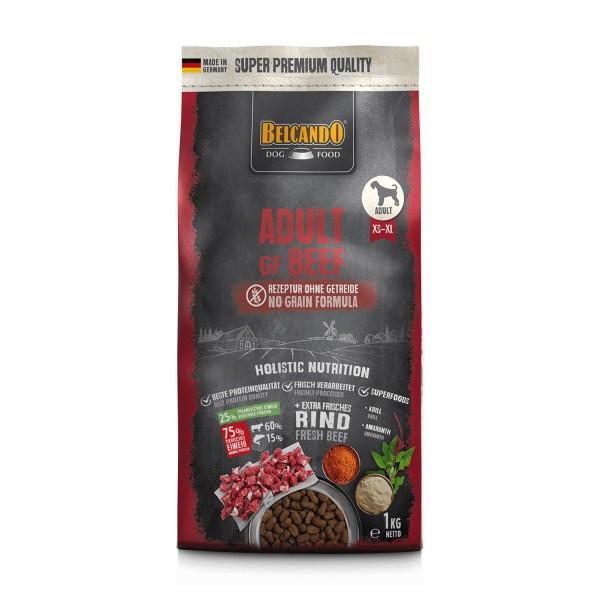 BELCANDO® ADULT GF BEEF 1 kg