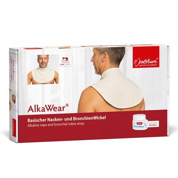 P. Jentschura AlkaWear ® Basischer Nacken- und Bronchienwickel Größe 1