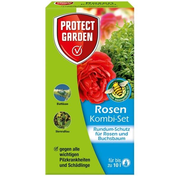 Protect Garden Rosen Kombi-Set 130 ml