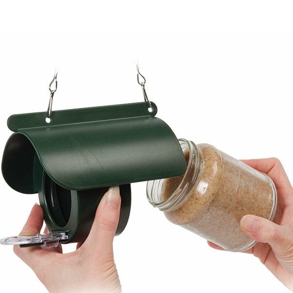 Futtergerät geeignet ausschließlich für Flutter Butter Gläser Modell 544/1