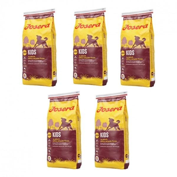 Josera Kids 5 x 900 g (=4,5 kg)