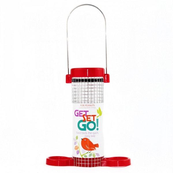 """Futtersäule """"Get Set Go"""" für Erdnusskerne Modell 00843/5 (Lieferung ohne Futter)"""