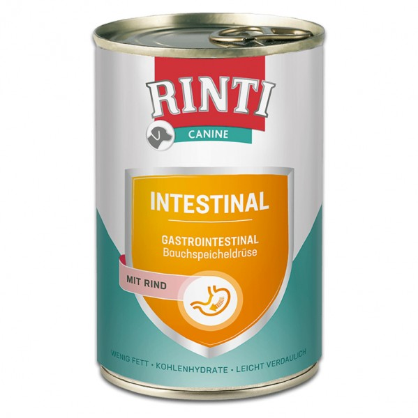 RINTI CANINE Intestinal Rind 400g Dose