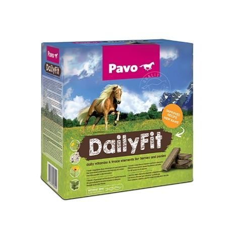 """Pavo DailyFit """"Schmackhaftes Mineralbrikett mit Blüten und Kräutern"""" 12,5 kg NEU"""