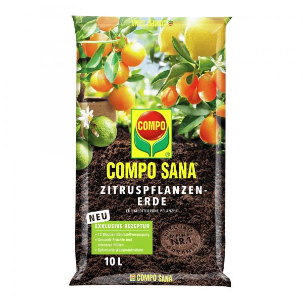 COMPO SANA® Zitruspflanzenerde 10 Liter