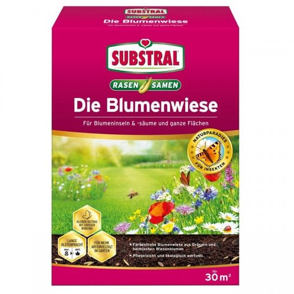 SUBSTRAL® Die Blumenwiese 300 g für 30 m²