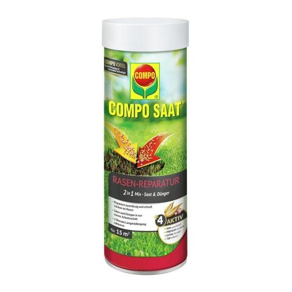COMPO SAAT® Rasen-Reparatur-Mix 360 g / 15 m²