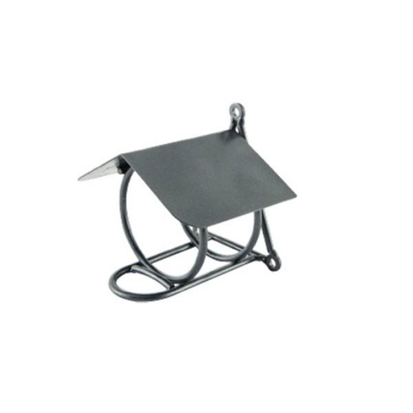 Erdnussbutterglashalter Wicklow (Stahldraht) 350250619