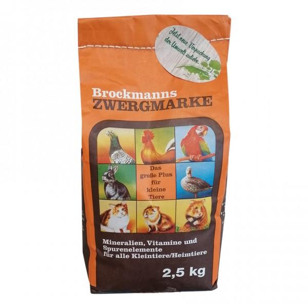 Brockmanns Zwergmarke 2,5 kg