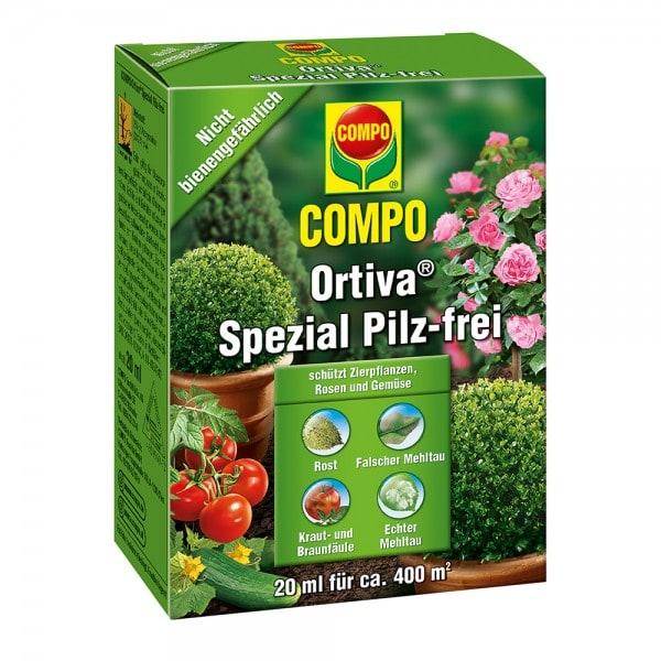 COMPO Ortiva Spezial Pilz-frei 20 ml für ca. 400 m²