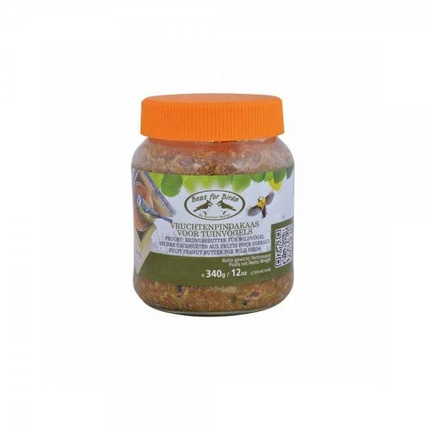 FB252 Frucht-Erdnussbutter proteinreich 340 g