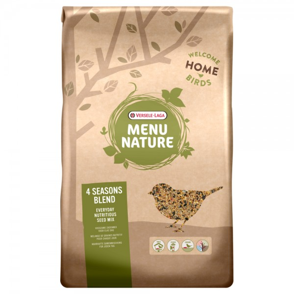 Versele-Laga Menu Nature 4 Seasons Blend 4 Jahreszeiten 4,4 kg PROMO