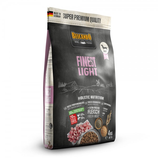 BELCANDO® FINEST LIGHT 4 kg