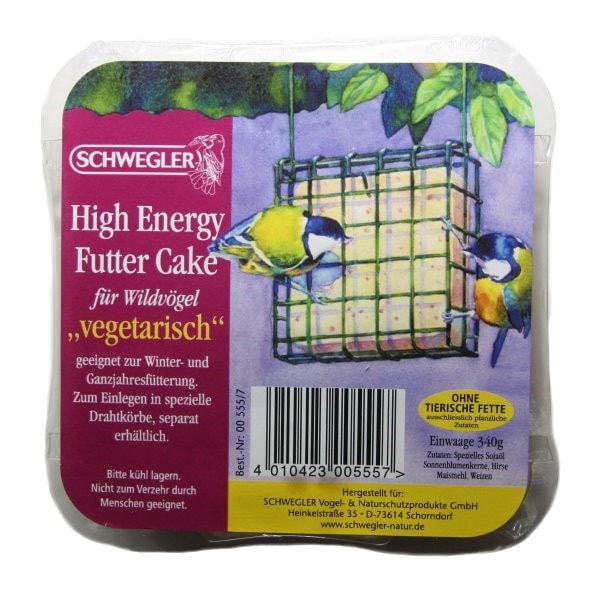 Schwegler High Energy Seed Cake Futtergemisch 340 g