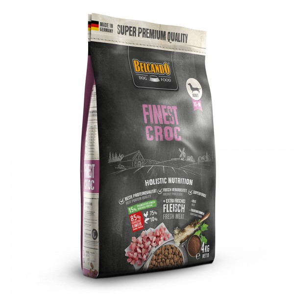 BELCANDO® FINEST CROC 4 kg
