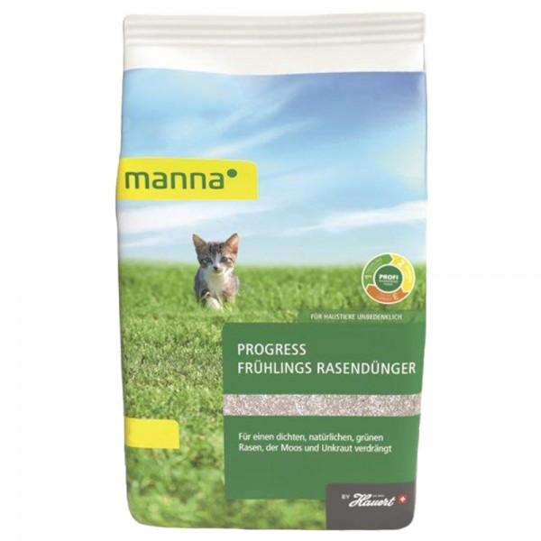 Hauert Manna Progress Frühlingsrasendünger 10 kg