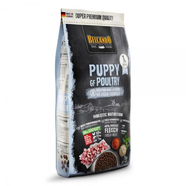 BELCANDO® PUPPY GF POULTRY 1 kg