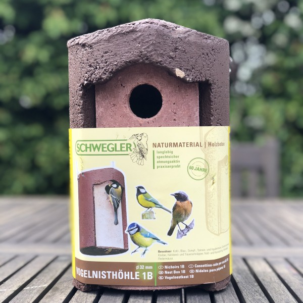 Schwegler Vogelnisthöhle 32 mm