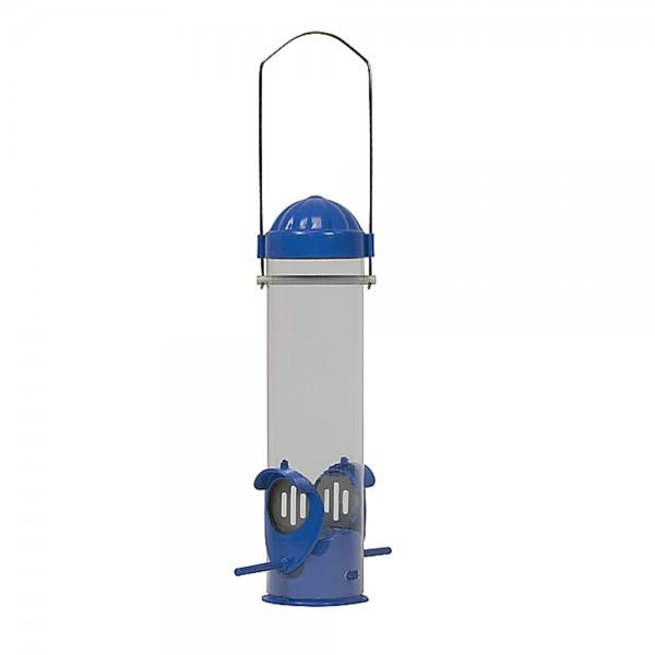 WOODSTREAM Vogelfutterspender für getrocknete Mehlwürmer Modell 388 (Lieferung ohne Futter)