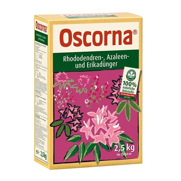 Oscorna Rhododendrondünger 2,5 kg