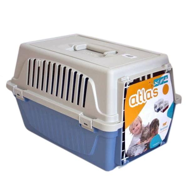 Ferplast Transportbox Atlas 10 + Kissen