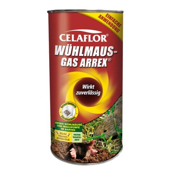 Celaflor Wühlmausgas Arrex 250 g