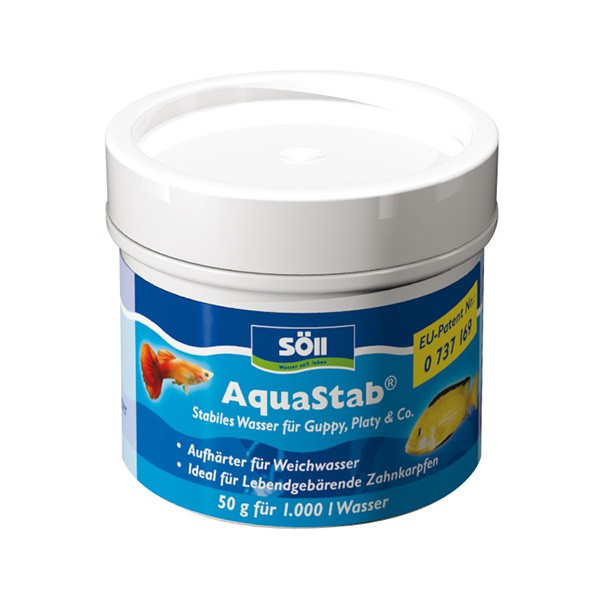 Söll Aqua Stab 50 g für 1.000 Liter