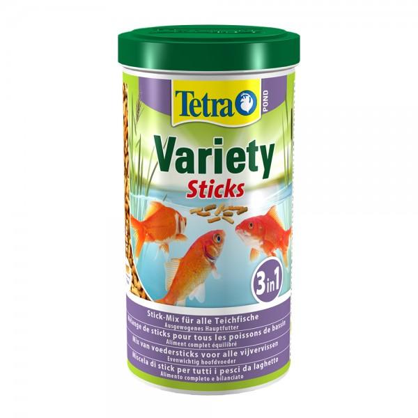 Tetra Pond Variety Sticks 1 Liter