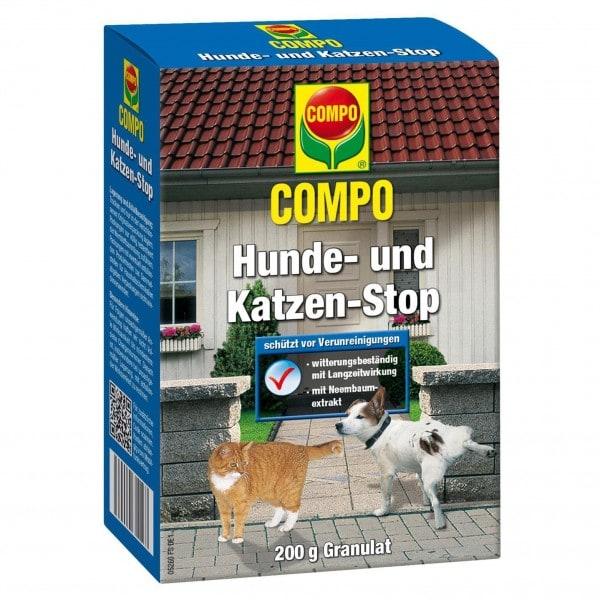COMPO Hunde- und Katzen-Stop Granulat 200 g