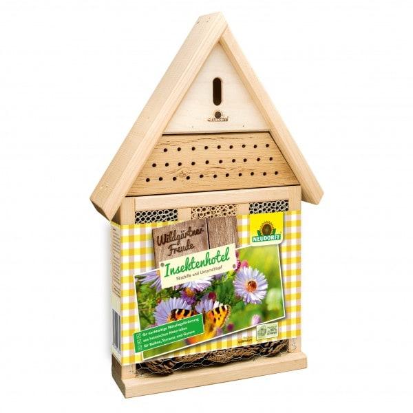 Neudorff Wildgärtner Freude Insektenhotel 1 Stück