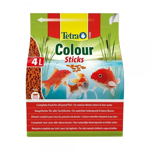 Tetra Pond Colour Sticks 4 Liter