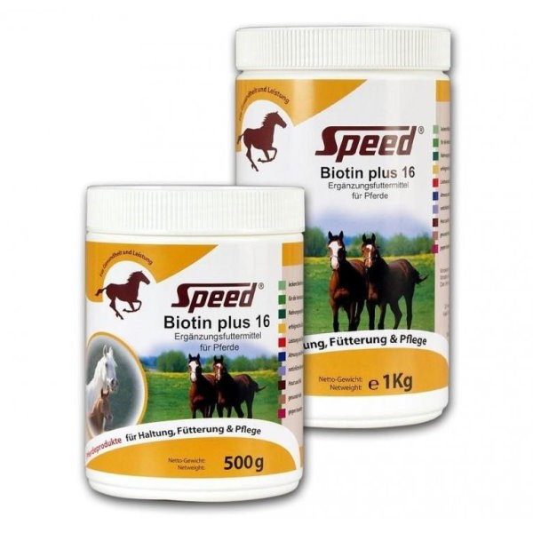 Speed Biotin plus 16 1 kg