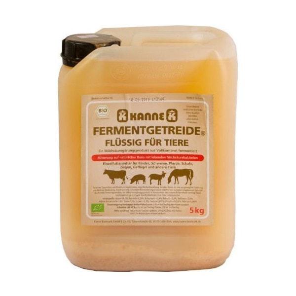 Kanne Fermentgetreide ® flüssig 5 Liter