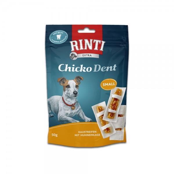 Rinti Chicko Dent Huhn Small 50 g