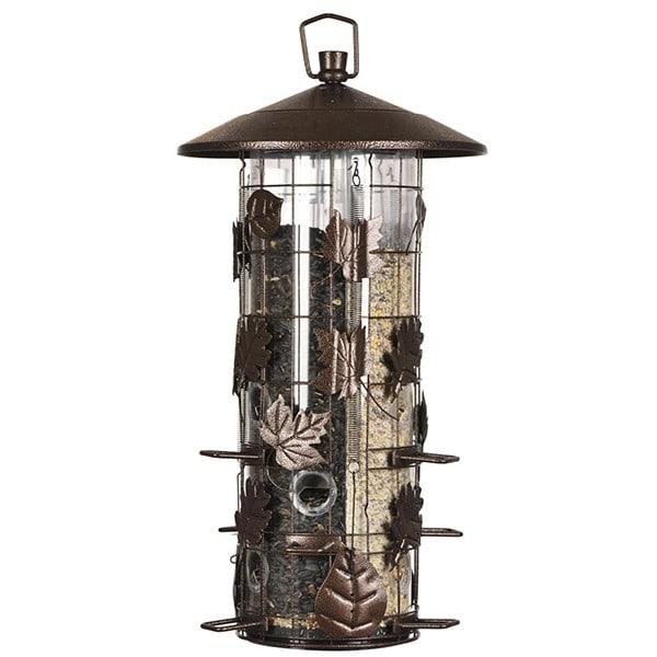 WOODSTREAM Perky-Pet Squirrel-Be-Gone III-Vogelhäuschen Modell 337 (Lieferung ohne Futter)
